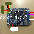 Adafruit Motor Shield Tutorial