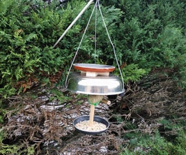 Bird Feeder - Ghetto Style