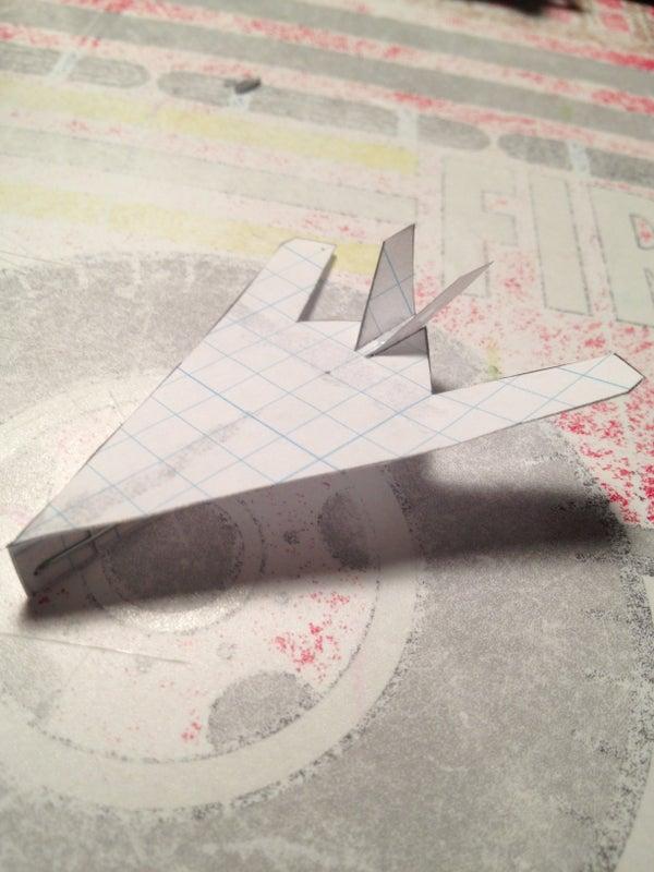 "Lockheed F-117 ""Stealth"" Fighter"