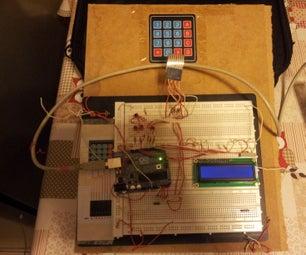 Arduino Anti Theft