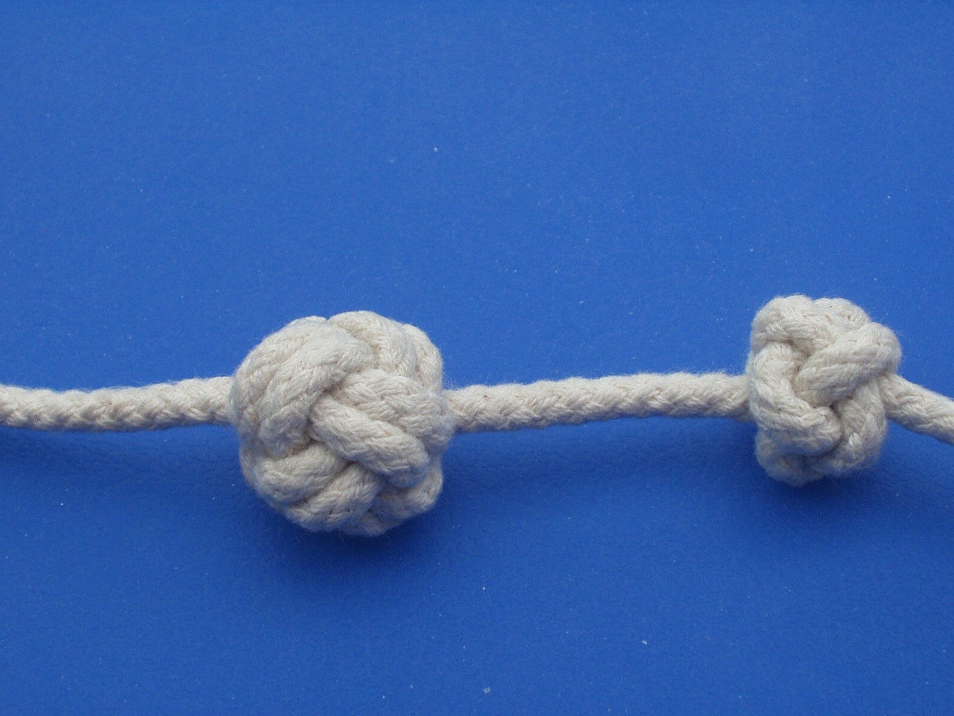 To Double the Diamond Knot