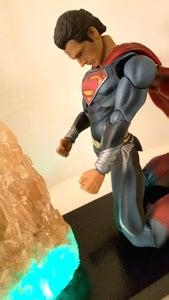 Adjust the Quartz and Superman