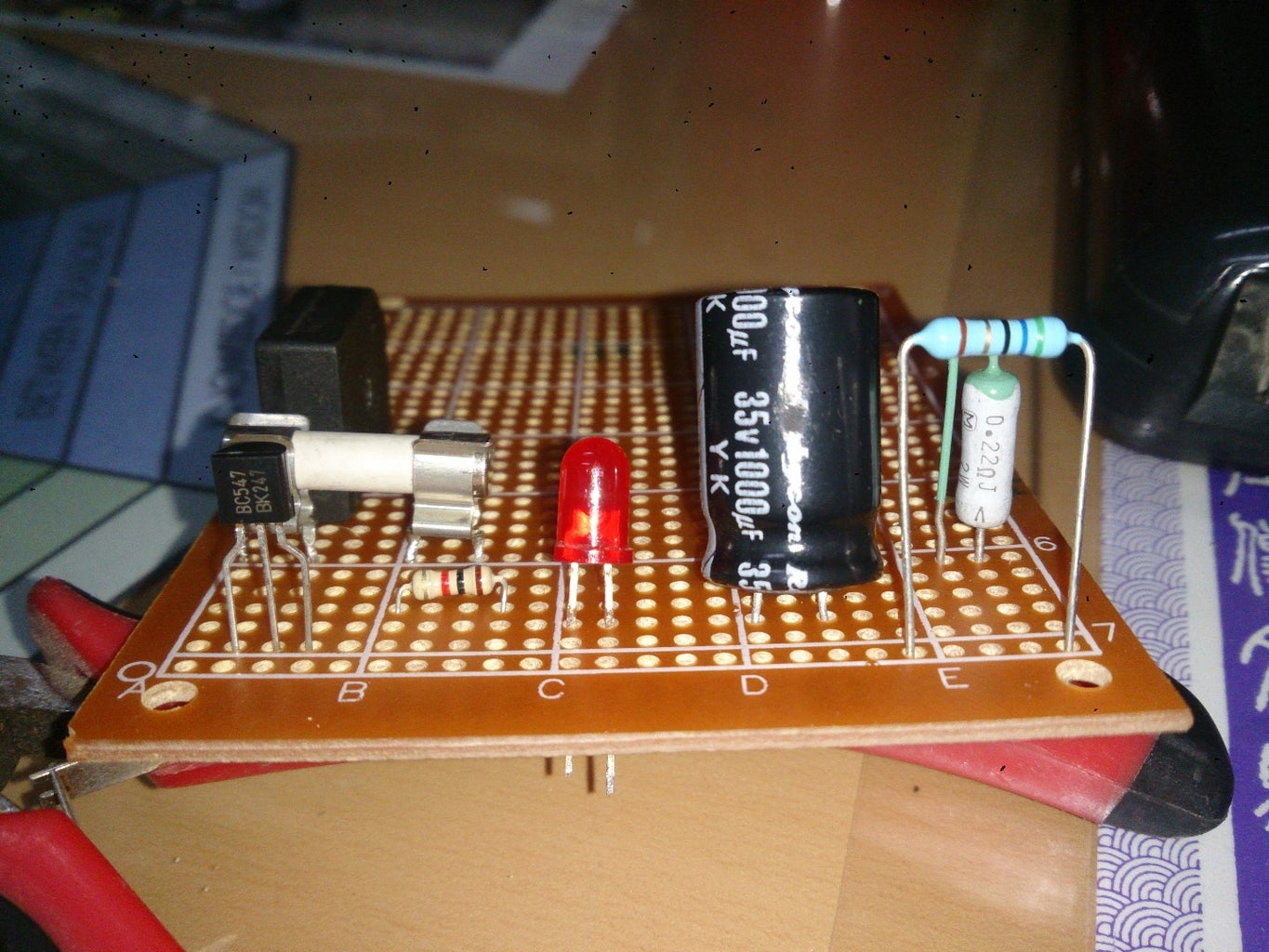 Align and Soldering Parts on PCB