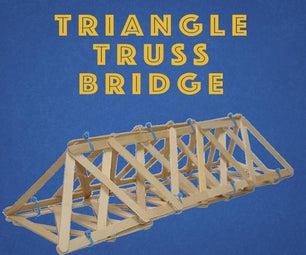 Triangle Truss Bridges