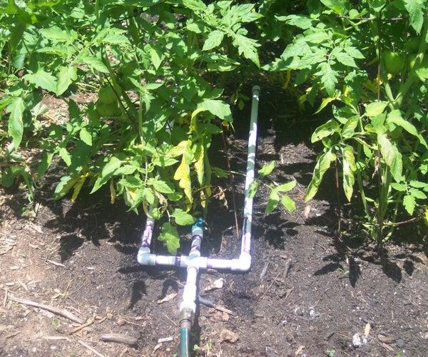 Rainwater Drip Irrigation System