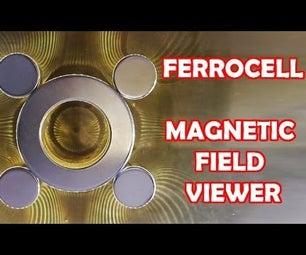 Ferrocell, Magnetic Fields Viewer