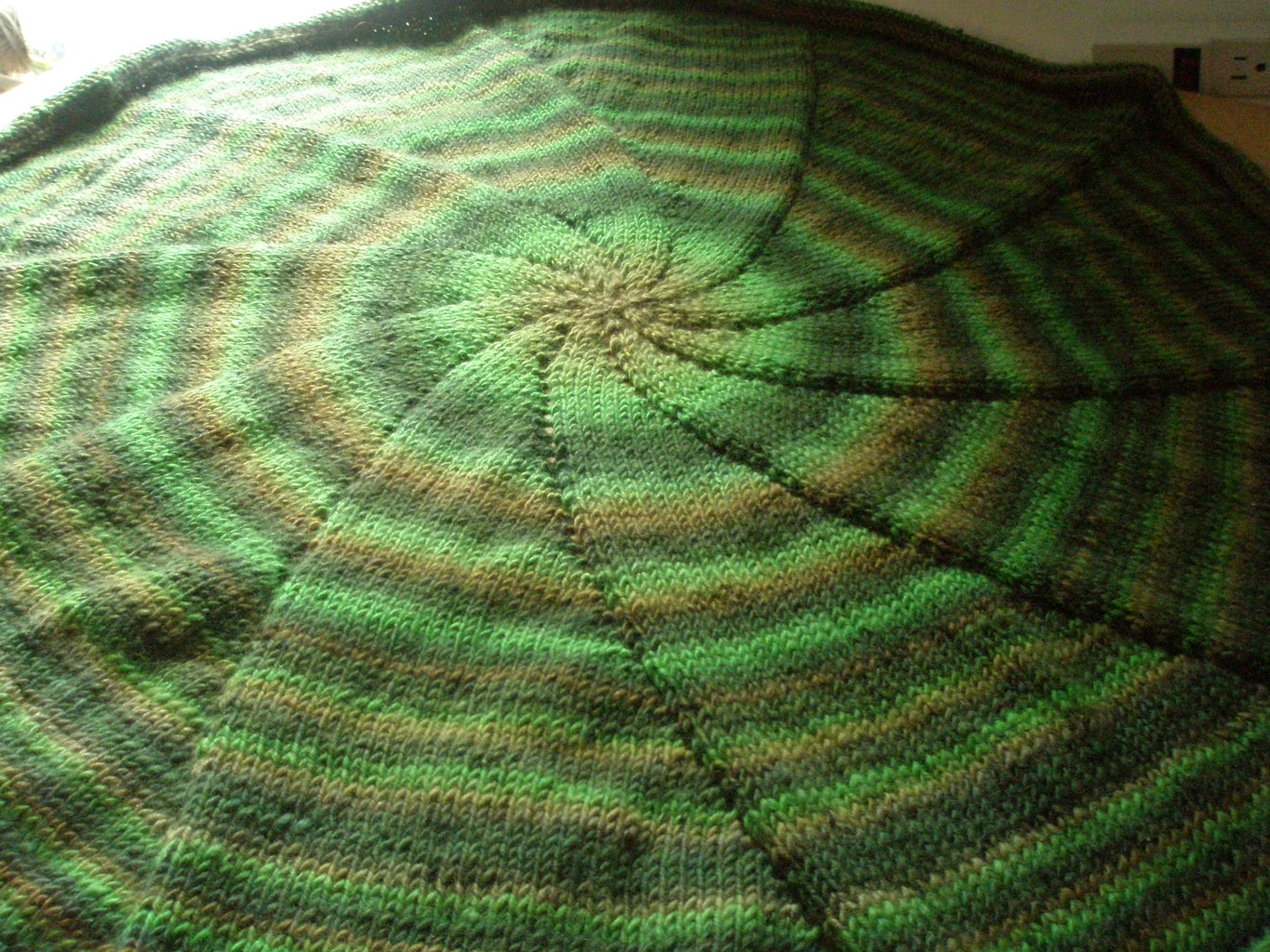 Bind Off and Finish!