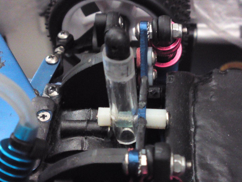 Body Clip Mounts: Custom Raised-Shell-Ride-Height...