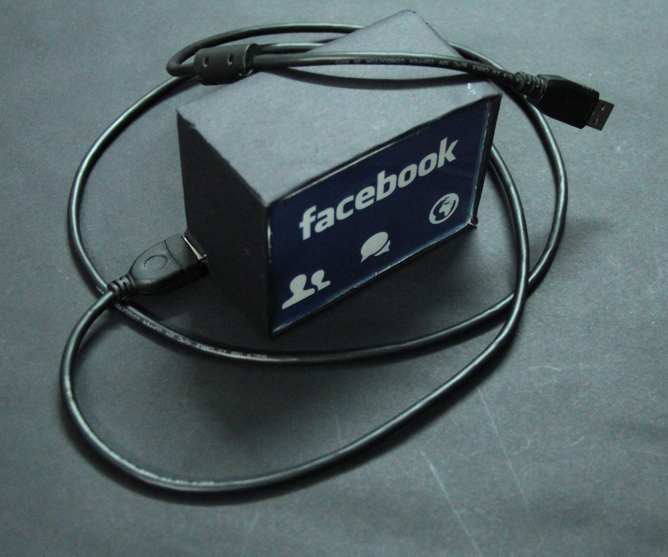 Facebook Notifier - Project Geek #2