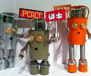 Brainiac Junkbot