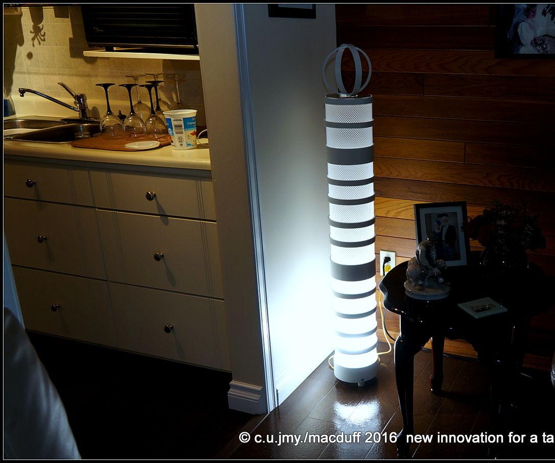 Tower Floor Lamps