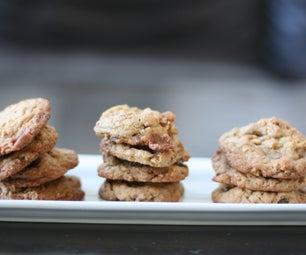 Caramel Pretzel Cookie