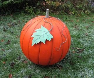 How to Make a Pumpkin Prop