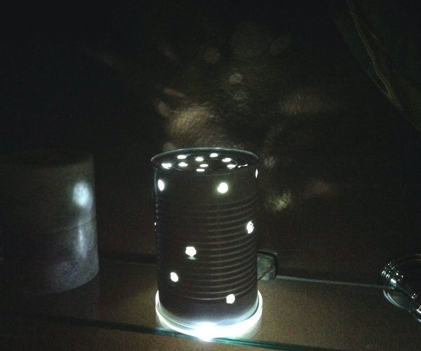 DIY Can Light