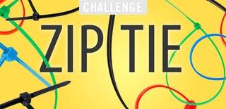 Zip Tie Challenge
