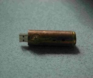 Aztof Du'Reth's Steampunk USB