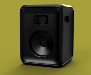 BoseBuild Speaker Design