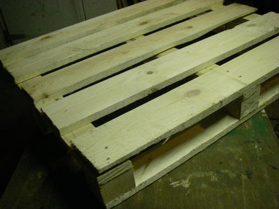 Upcycling a Pallet