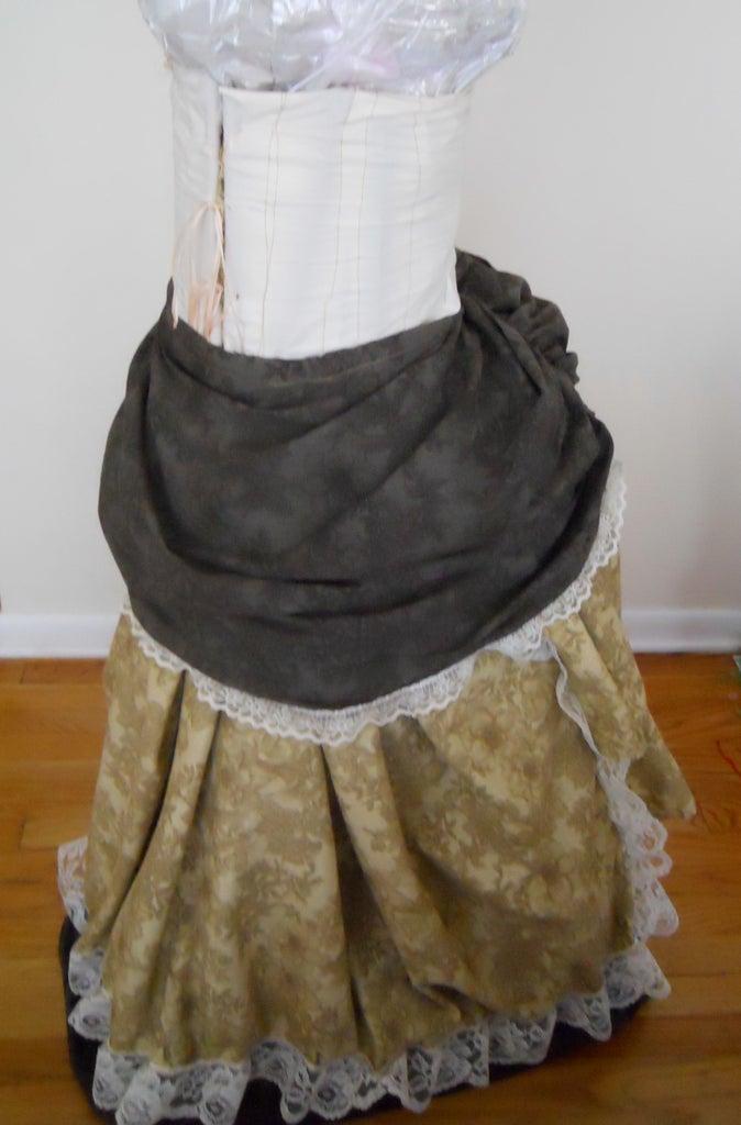 The Upper Petticoat (Skirt)