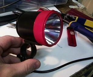 Tomato Bike Lamp (SSC P7)