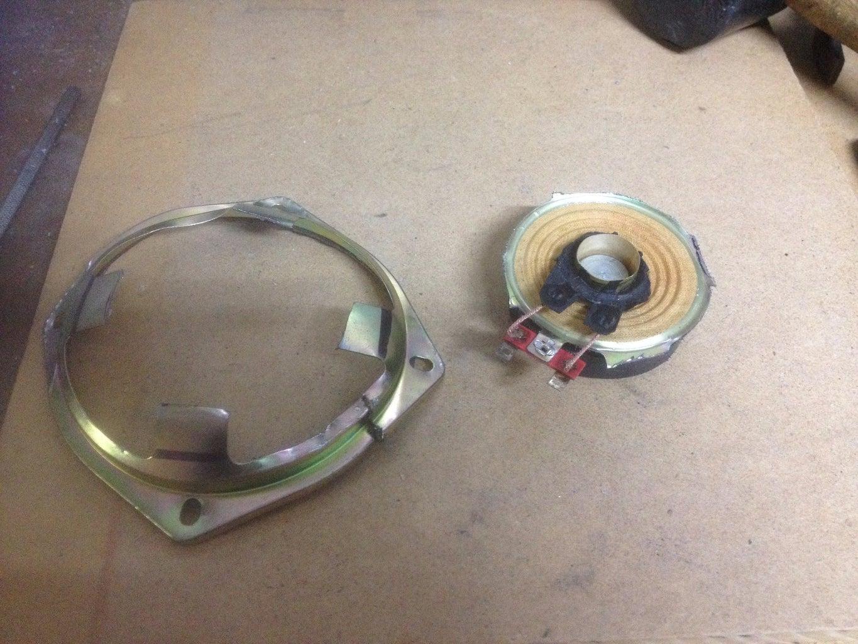 Cut Away the Speaker Frame
