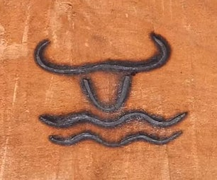 Make a Branding Iron for Barbecue Steaks