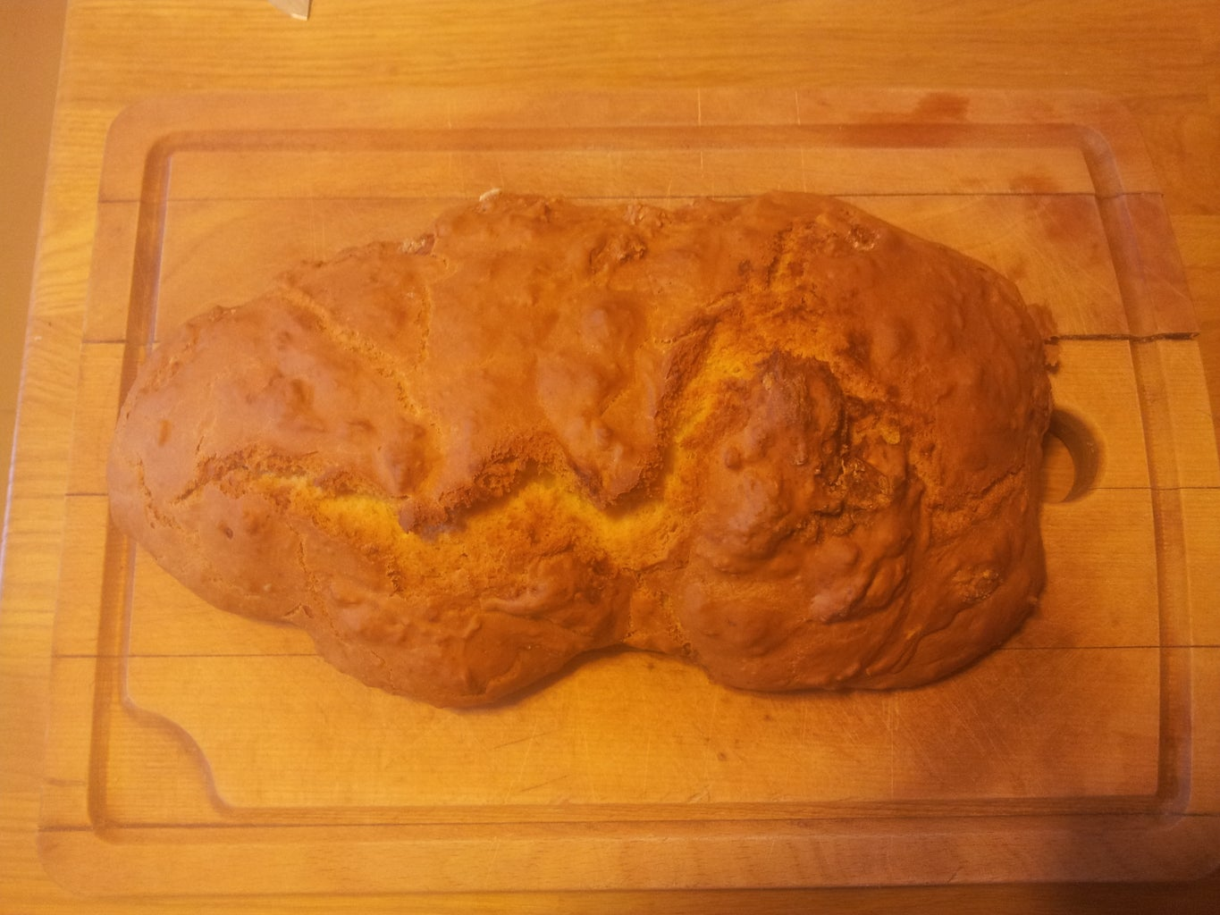 Fast and Easy Quick Bread