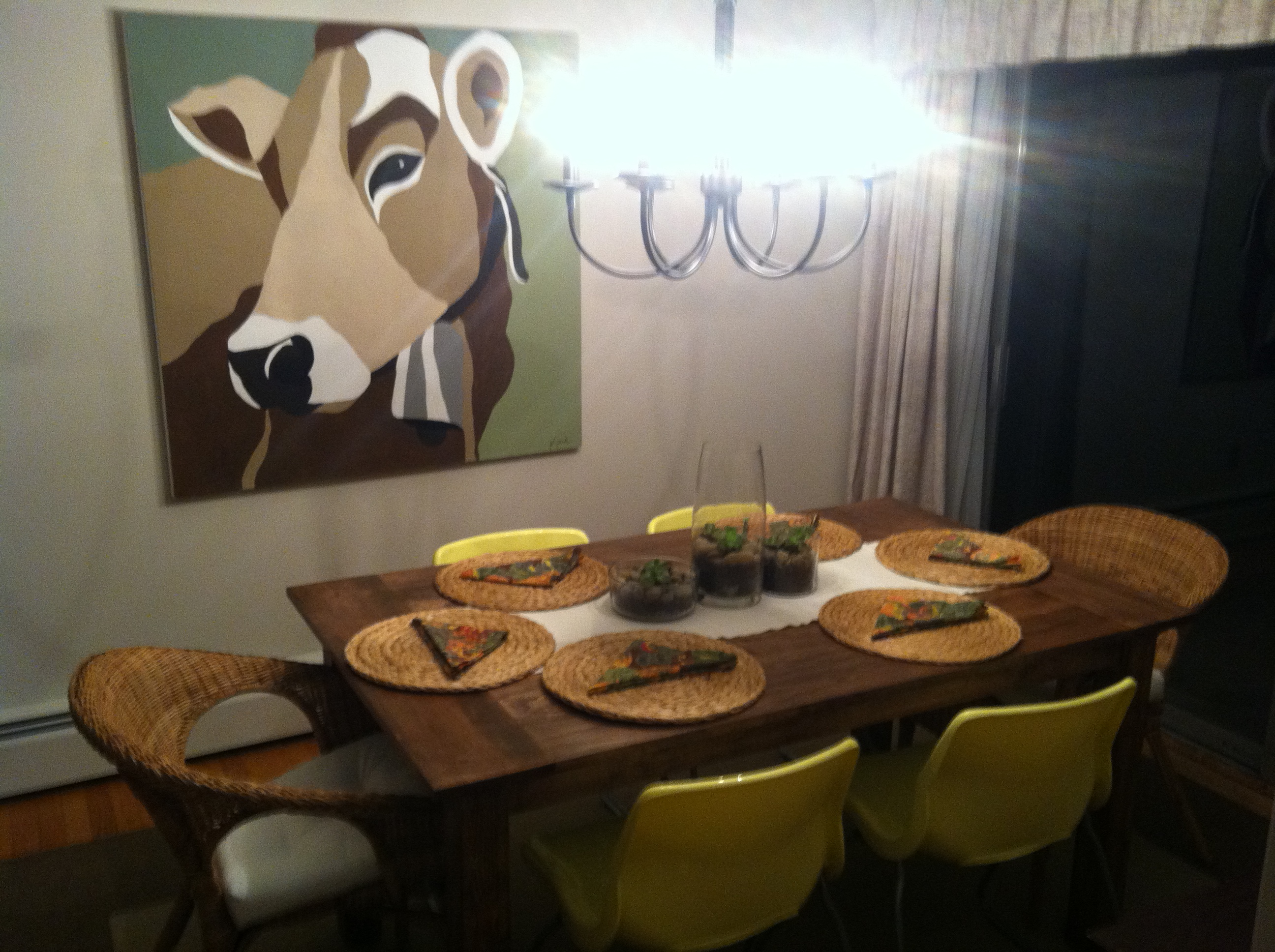 Make a Farmhouse or Parsons Style Table