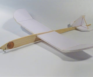 Slingshot Airplane Glider
