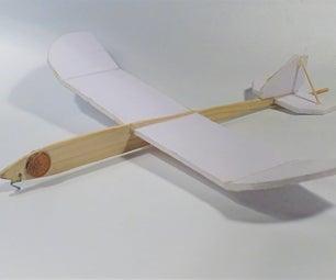 弹弓飞机滑翔机