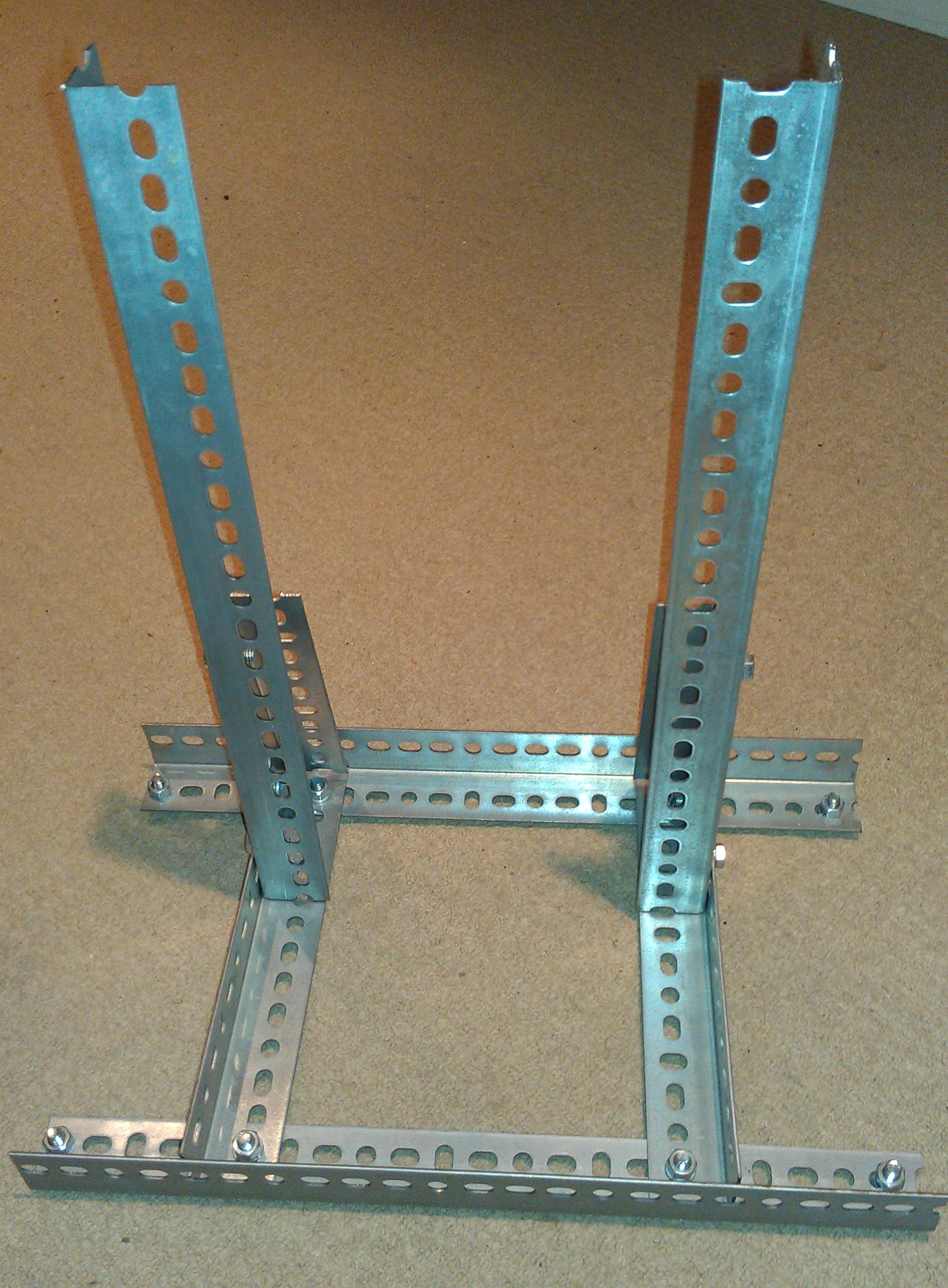 Replacement LCD TV stand