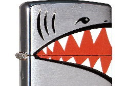 Pyro Lighter design, the Zippo from Xmen II