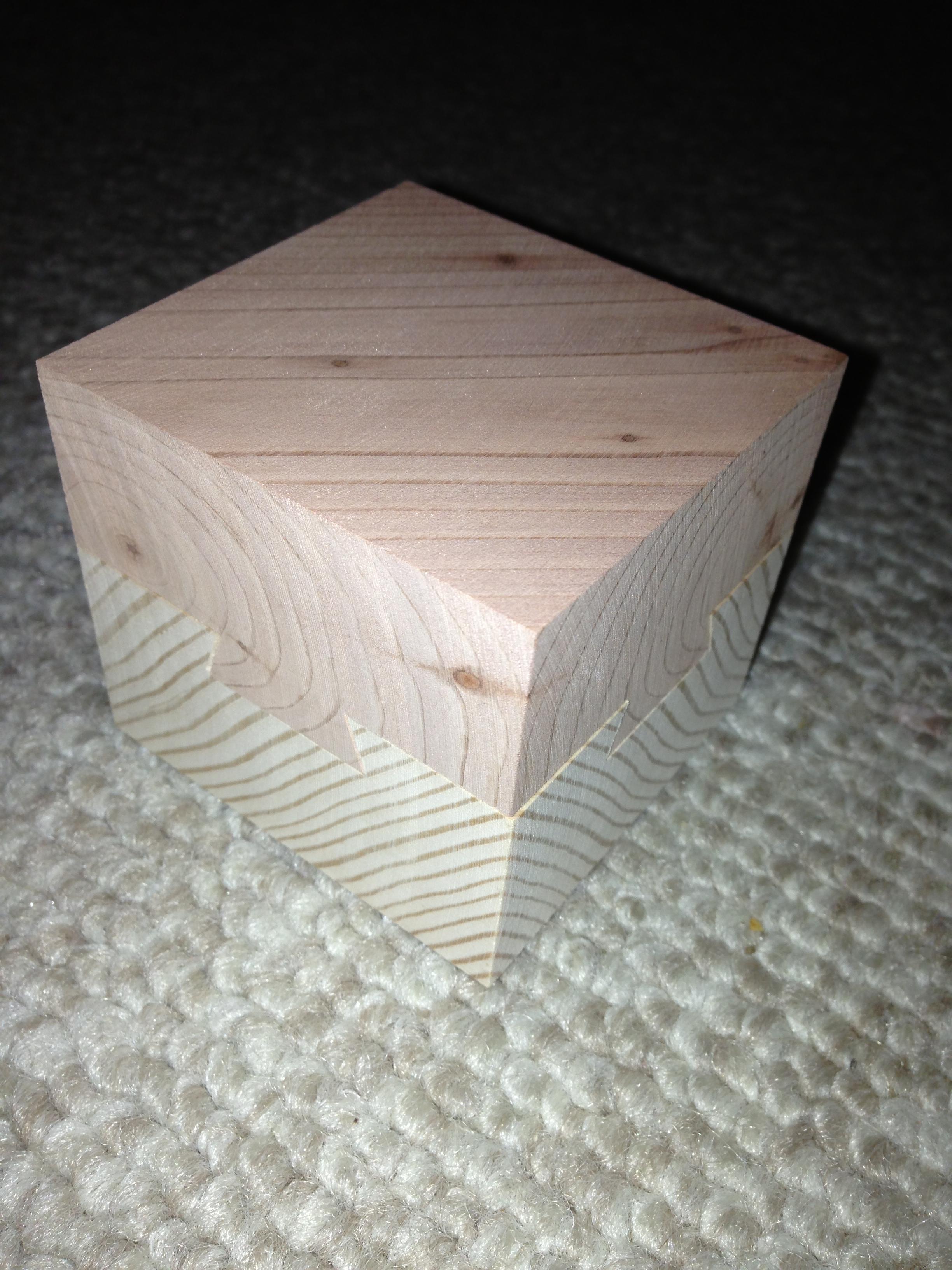 Dovetail Puzzle