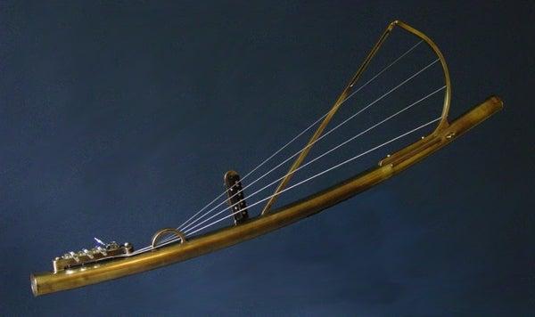 Electric Stringed Didgeridoo
