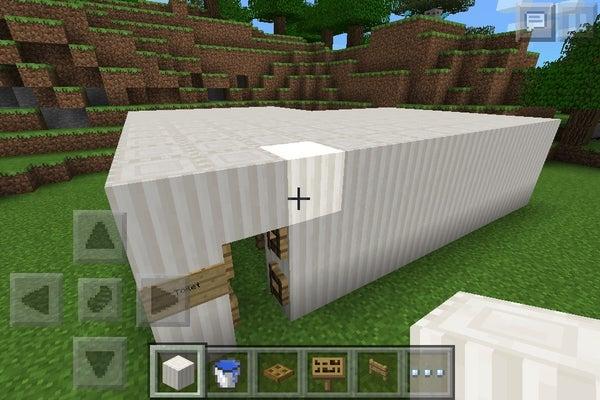 Minecraft Toilet