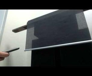 Smart Window Using Smartphone & Arduino