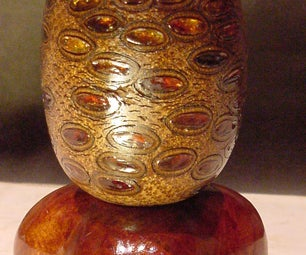 Wood Lovers Faberge' Egg