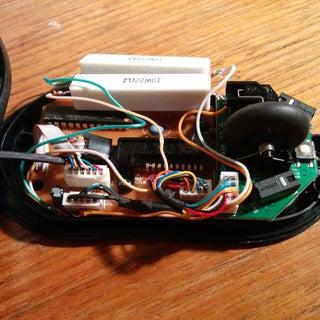 USB Heated Mouse
