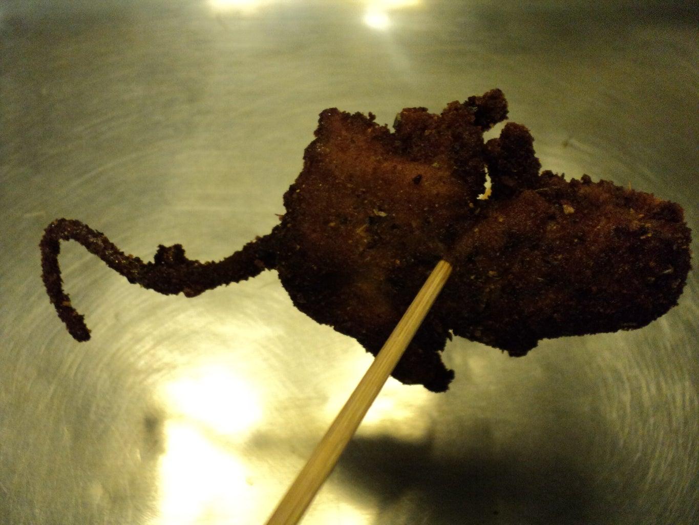 Kentucky Fried WTF on a Stick