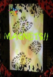 Footprint Magnets