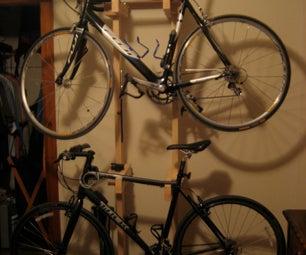 Two Bike Bike Rack