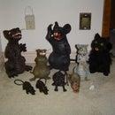 Enhance Halloween Props - Rats
