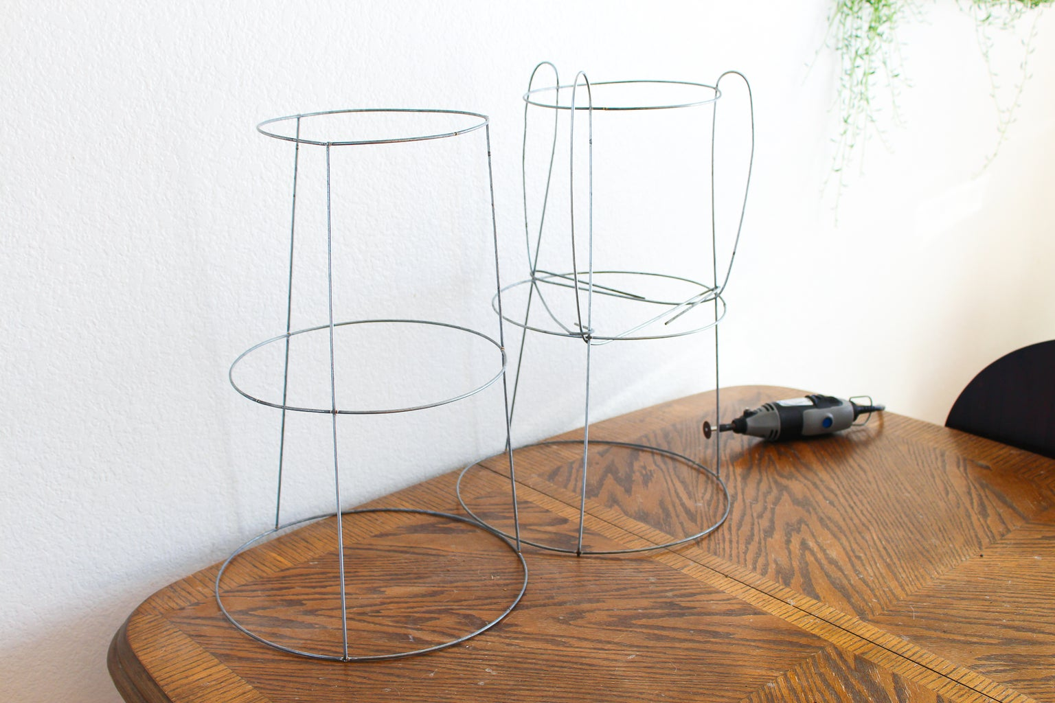 Enjoy Your New Plant Stands!