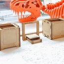 Mini Collection - Lasercut 3D Printer Miniature Collection