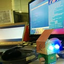 Scott Pilgrim electronic & papercraft mod