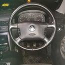 Mk4 Golf Multifunction Steering Wheel and Cruise Retrofit