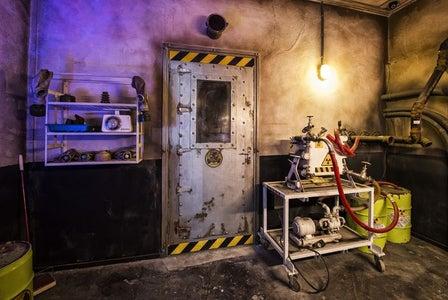 Creepy Laboratory