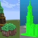 Minecraft (Aquatic) Export Into 3D Model Files