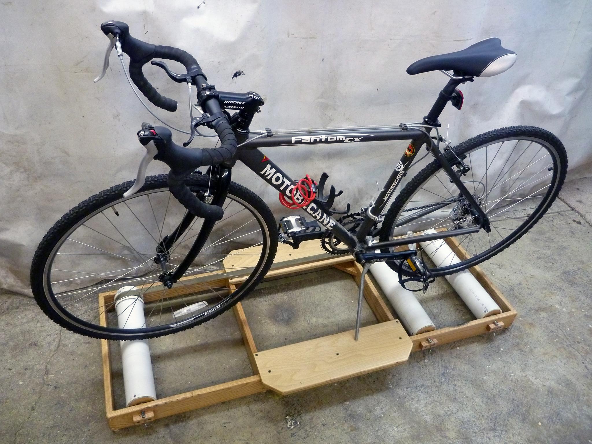 DIY Bike Rollers