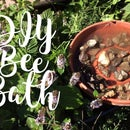 Make Your Own Bee Bath